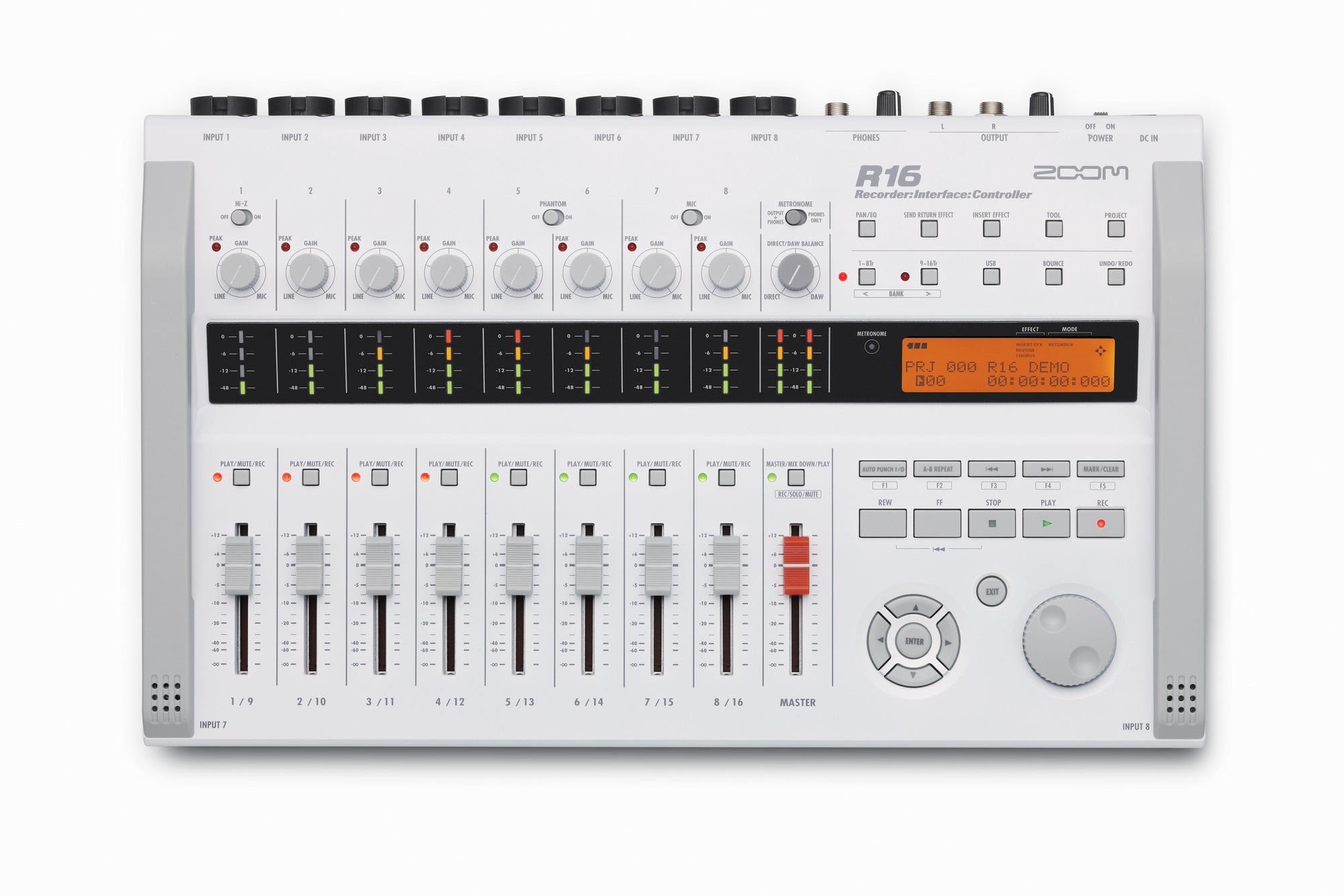Zoom R16 - Digital Multi-Track Recorder/Interface/Controller - 305broadcast