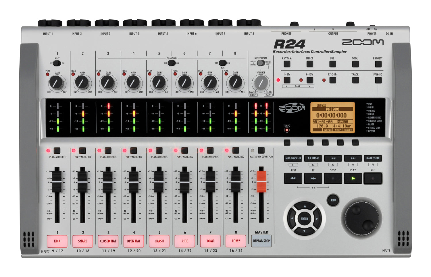 Zoom R24 - Multitrack Recorder - 305broadcast