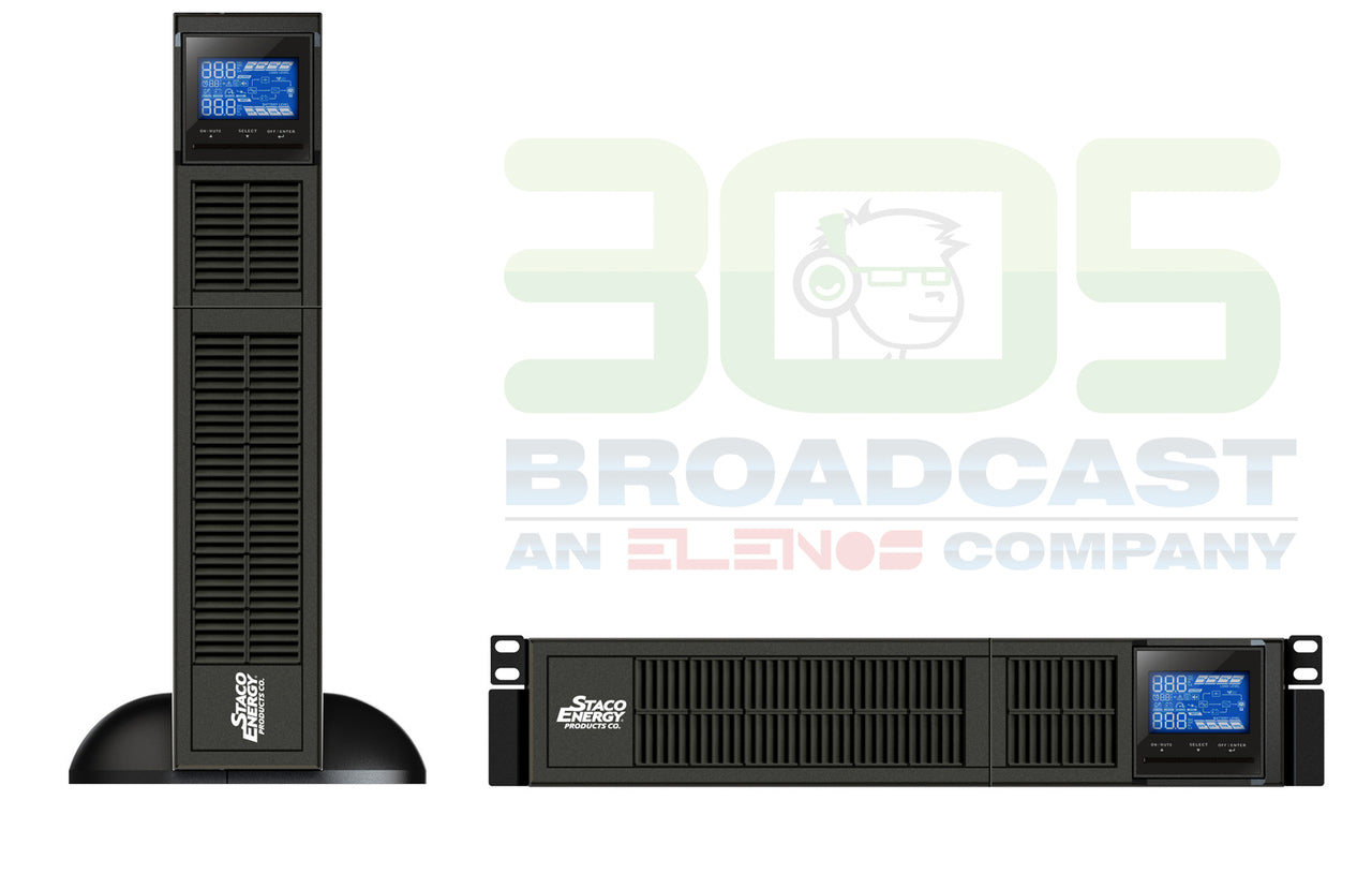 Staco Energy SCV-30001-LB - 305broadcast