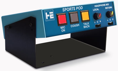 Henry Engineering SPORTS POD™- MIC/HEADPHONE CONTROLLER AND INTERCOM - 305broadcast