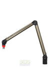 Microphone Arm with On Air Light - Color BRONZE- Ideal for Broadcasters and Pod-casters
