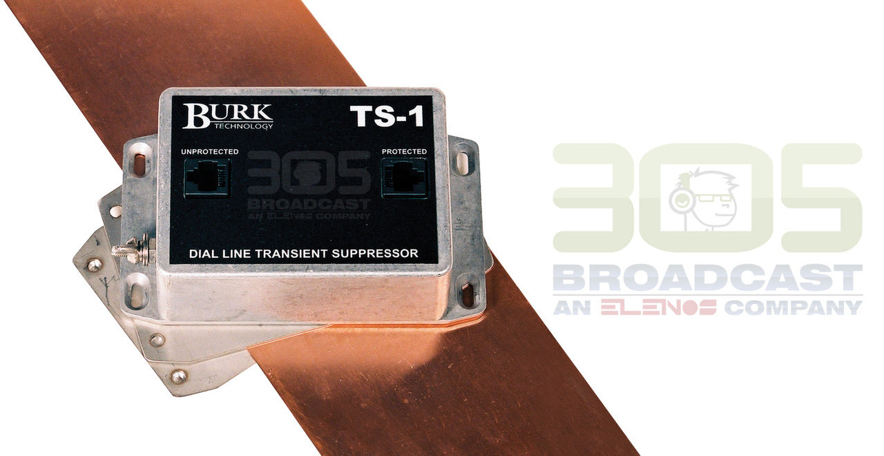 Burk Transient Suppressor - 305broadcast
