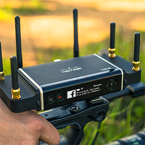 Teradek VidiU Go DELUXE KIT w 2 Nodes /AVC/HEVC 3G HDMI/SDI Bonding Encoder 10-0231-1 + $500 Core Credit - 305broadcast