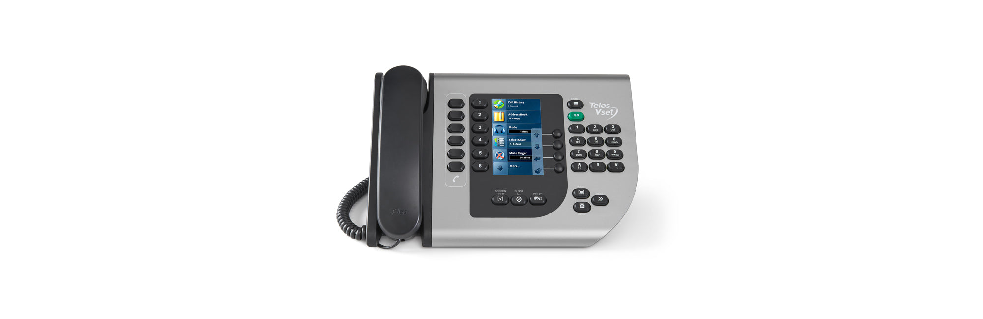 Telos Alliance - VSet Telephone - 305broadcast