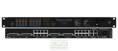 Wheatstone ip88-3a Blade Analogue IP Audio Console - 305broadcast