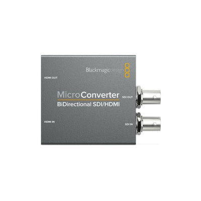 Blackmagic Design Micro Converter BiDirectional SDI/HDMI with Power Supply - 305broadcast