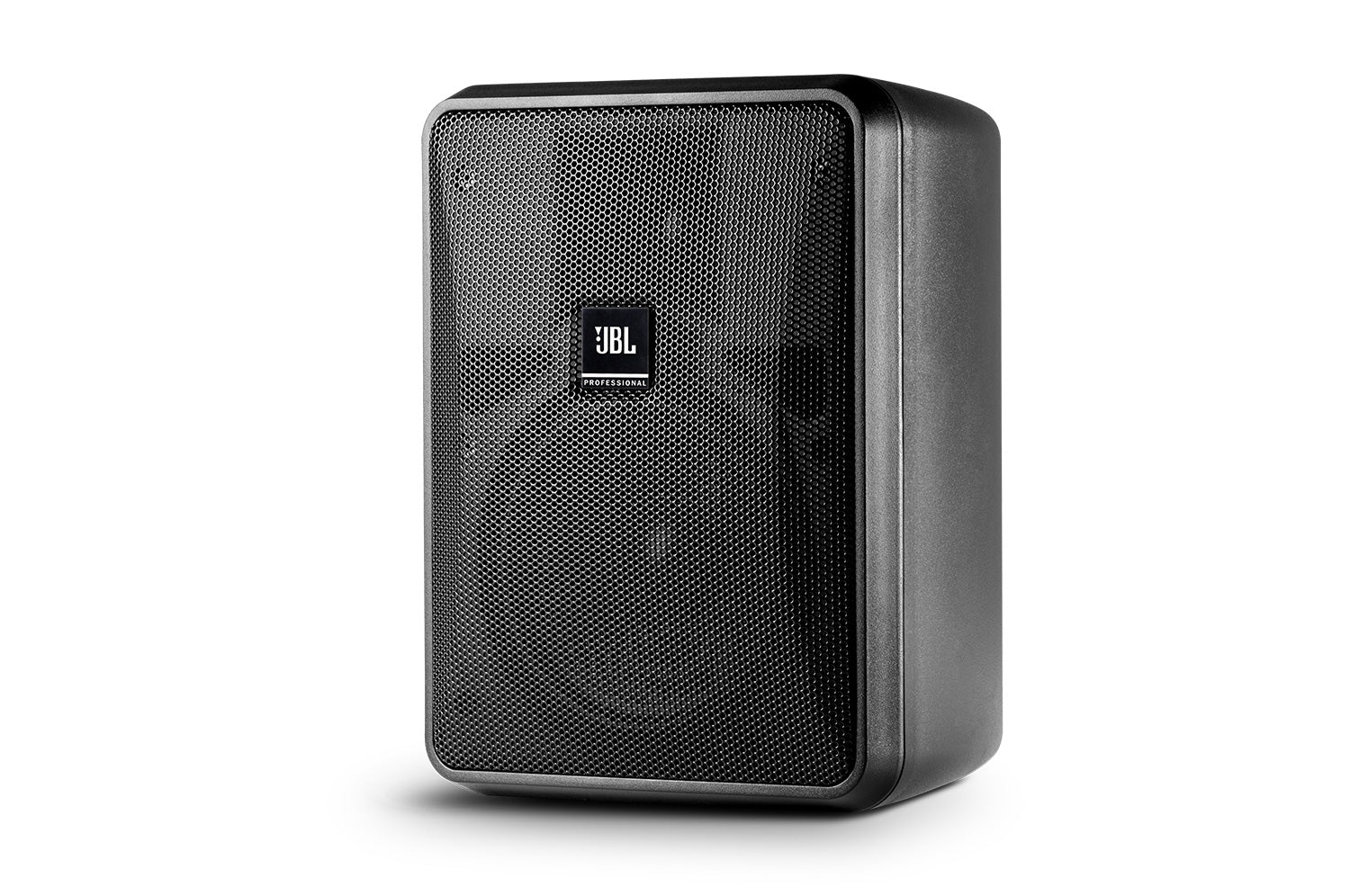 JBL Professional Compact Indoor/Outdoor Background/Foreground Speaker, White, Sold as Pair 25-1 - 305broadcast