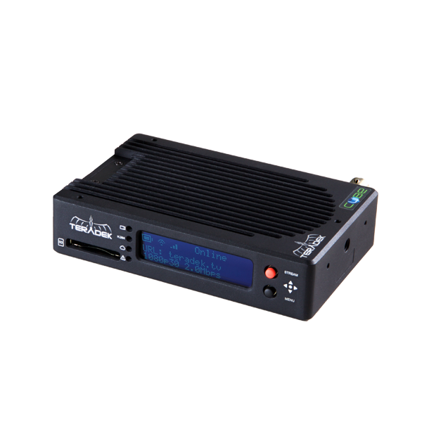 Teradek Cube 605 Professional Broadcast H.264 Video Encoder - HDMI + SDI | 1080p30 | Ethernet