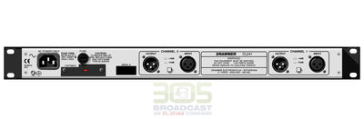 Drawmer DL241 XLR - 305broadcast