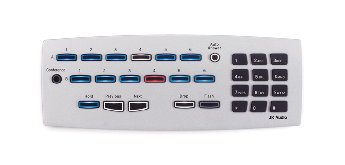 JK Audio Guest Module Series Remote Keypad - 305broadcast