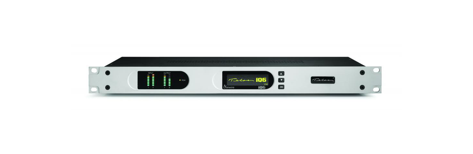 Telos Alliance - iQ6 Six-Line POTS Telco Gateway - 305broadcast