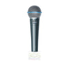 Shure BETA 58A Supercardioid Dynamic Vocal Microphone,Silver - 305broadcast