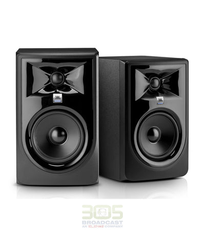 JBL Professional 308P MkII Next-Generation 8-Inch 2-Way Powered Studio Monitor
