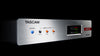 Tascam MM-2D-E - 2 Channel Mic/Line Input/Output Dante Converter with built-in DSP Mixer - 305broadcast