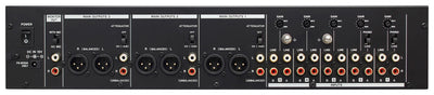 Tascam MZ-223 - Triple Output Zone Mixer - 305broadcast