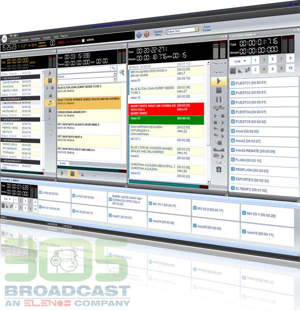 RADIO 5 Version 10 Upgrade - 305broadcast