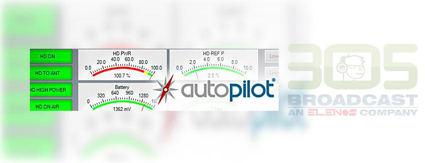 Burk AutoPilot ARC PLUS