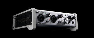 Tascam SERIES 102i - 10 IN/2 OUT USB Audio/MIDI Interface - 305broadcast