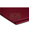 "Auralex 1"" Studiofoam Wedge (Burgundy) - 305broadcast"