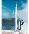 ROHN 25G Guyed tower - 305broadcast