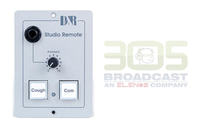 D&R Studio Remote for Airence - 305broadcast