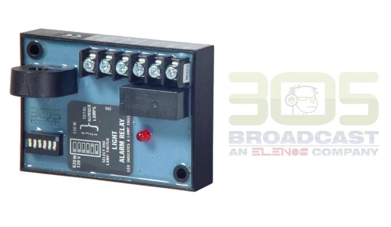 Burk Tower Light Monitor - 305broadcast