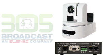 Vaddio PowerVIEW HD-22 QSR - 305broadcast