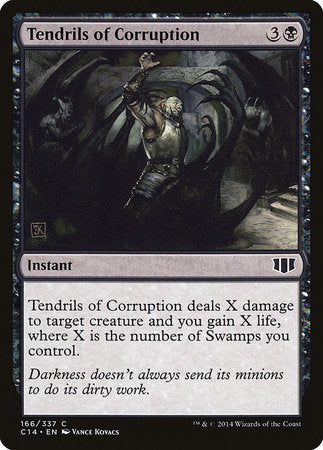 Tendrils of Corruption [Commander 2014] | The Garage: Games & Geekery