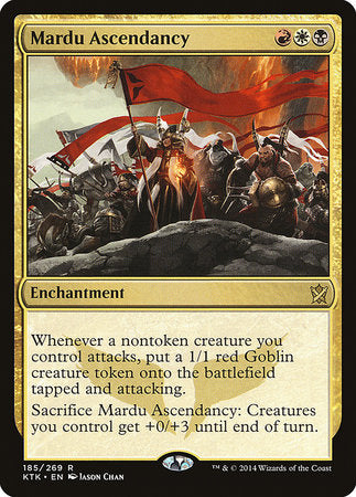 Mardu Ascendancy [Khans of Tarkir] | The Garage: Games & Geekery