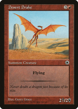 Desert Drake [Portal] | The Garage: Games & Geekery