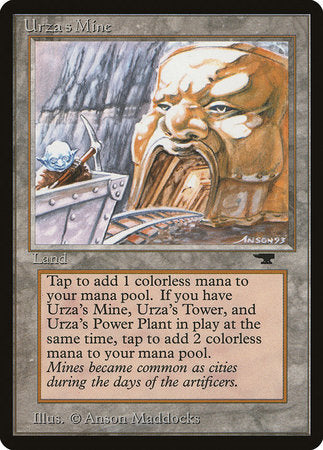 Urza's Mine (Mouth) [Antiquities] | The Garage: Games & Geekery