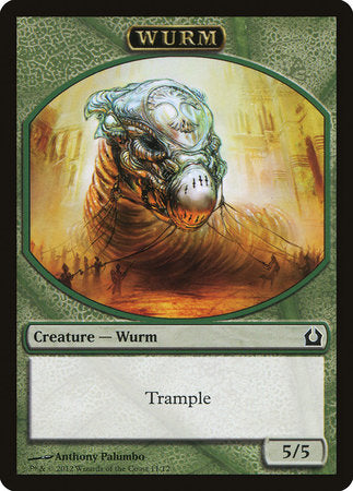 Wurm Token [Return to Ravnica Tokens] | The Garage: Games & Geekery