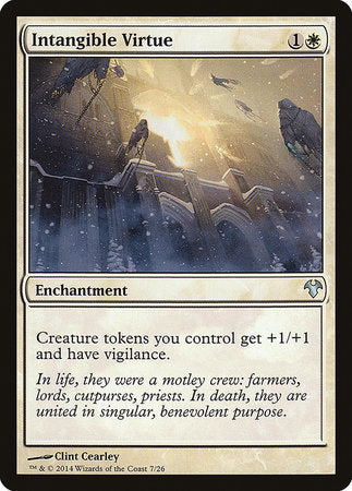 Intangible Virtue [Modern Event Deck 2014] | The Garage: Games & Geekery