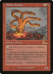 Molten Hydra [Urza's Legacy] | The Garage: Games & Geekery