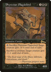 Phyrexian Plaguelord [Urza's Legacy] | The Garage: Games & Geekery
