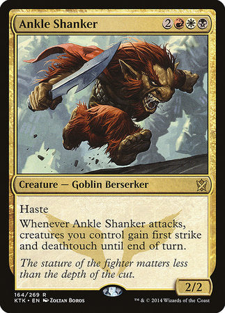 Ankle Shanker [Khans of Tarkir] | The Garage: Games & Geekery