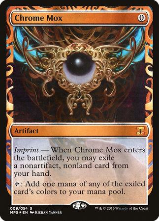 Chrome Mox [Kaladesh Inventions] | The Garage: Games & Geekery