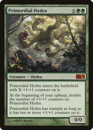 Primordial Hydra [Magic 2013] | The Garage: Games & Geekery