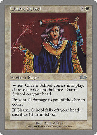 Charm School [Unglued] | The Garage: Games & Geekery