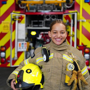 Tiarna-Ann Pearce, Commonwealth Champion and Firefighter