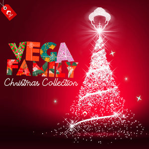 Listen and Grab the Vega Family Christmas Collection