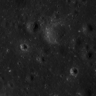 Apollo 12 — Oceanus Procellarum