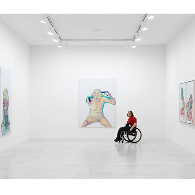 Moma PS1. Maria Lassnig. New York