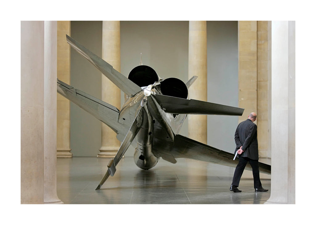 Fiona Banner, Tate Britain, London