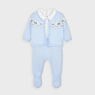Three Piece Infant Set