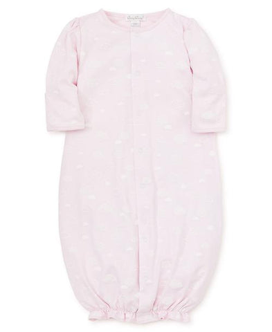 Cotton Clouds Converter Gown & Bib Set-3 COLORS