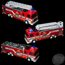 Light and Sound Fire Engine