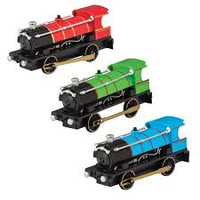 Diecast Light and Sound Trains