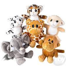Plush Baby Animals
