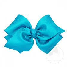 Huge Hologram Hair Bow